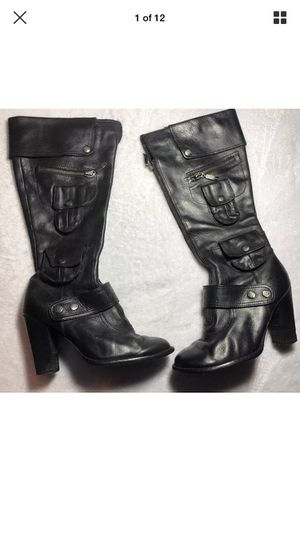 Harley Davidson boots size 7 for Sale in Klamath Falls, OR