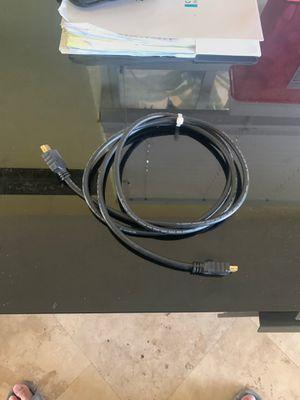 HDMI cable for Sale in Miami, FL