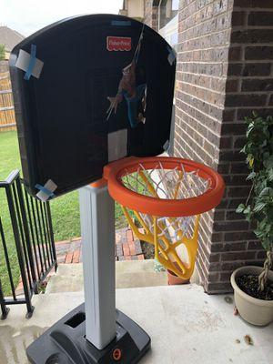 Indoor/outdoor basketball hoop for Sale in Leander, TX