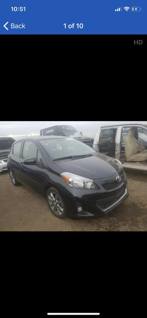2012 Toyota yaris for Sale in Denver, CO