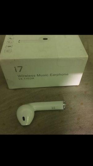 I7 earbud for Sale in Altamonte Springs, FL