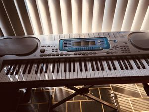 Casio WK 3000 for Sale in Salem, VA