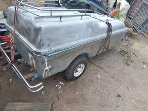 Motorcycle trailer or smart car. Trailita maletero for Sale in Sylmar, CA