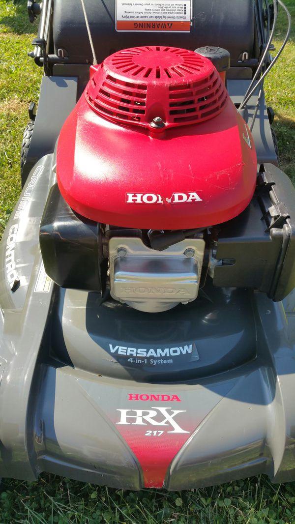 HONDA HRX217