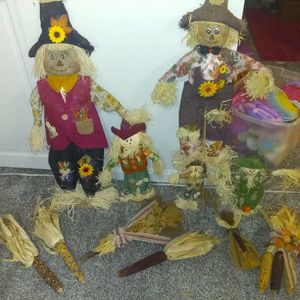 Scarecrow Decorations for Sale in Evansville, IN