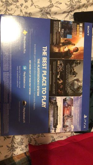 PS4 bundle. for Sale in Los Angeles, CA