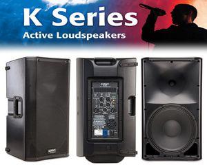 2 QSC K12's for Sale in Beaverton, OR