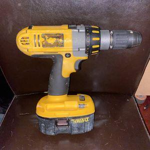 dewalt hammer drill xrp for Sale in Henderson, NV