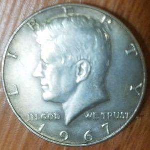 1967 silver liberty half dollar 0 for Sale in Colorado Springs, CO