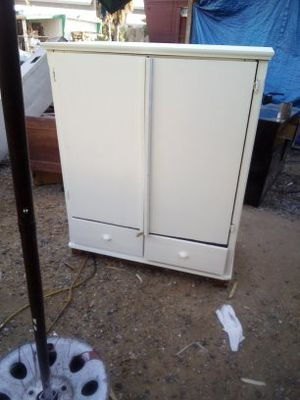 Sturdy pantry/storage cabinet for Sale in Fresno, CA