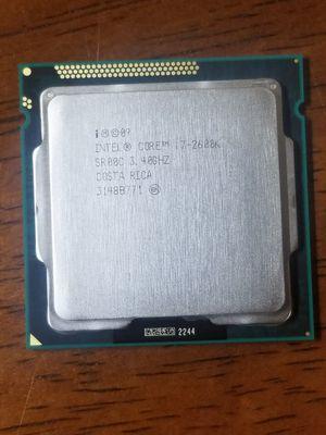 I7 2600K Intel processor for Sale in Manteca, CA