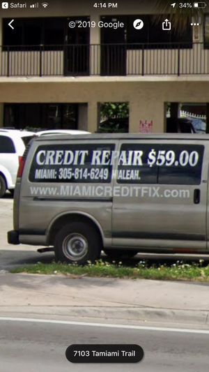 2001 Chevy express van Mechanic special V6 for Sale in Miami, FL