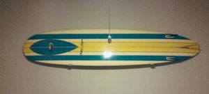 Super sweet Robert August 9' surfboard . Endless summer edition with spoon nose. for Sale in Round Rock, TX