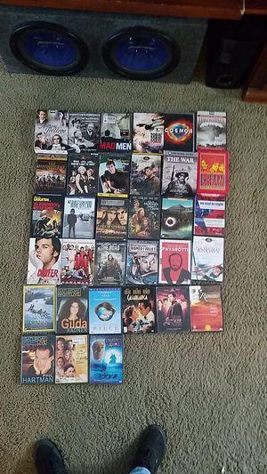 Muvie, películas for Sale in Fresno, CA
