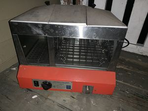 Star 35ssc hot dog steamer side by bun warmer for Sale in Jacksonville, FL