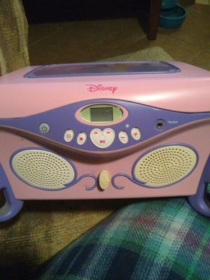 Disney princess CD player radio for Sale in Phoenix, AZ