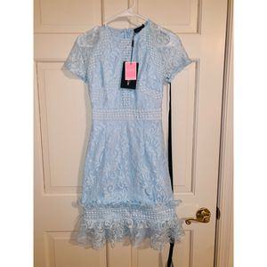 Light blue PrettyLittleThing dress for Sale in Great Falls, VA