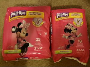 Huggies Pull-ups for Sale in Palmdale, CA