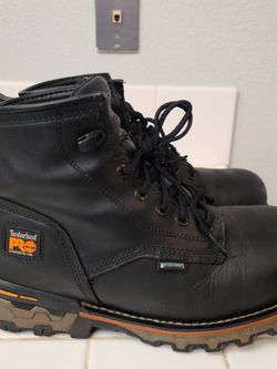 Timberlands Pro Boondock Composite Toe Work Boots Size 9.5 for Sale in Riverside,  CA