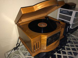 Philco CD/Record/Cassette player for Sale in Miramar, FL
