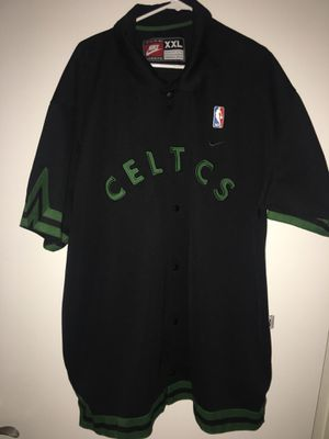 Boston Celtics warm up Jersey for Sale in Nanuet, NY