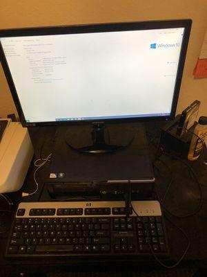 HP6300 desktop for Sale in Modesto, CA