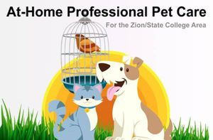 At-Home Professional Pet Care for Sale in Bellefonte, PA