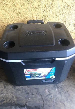 Coleman cooler for Sale in West Covina, CA