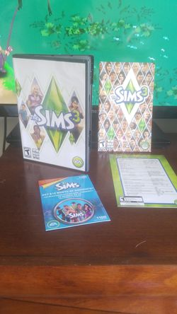 The sims 3 for pc and mac for Sale in Montebello,  CA
