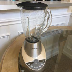 **Bundle Deal** Martha Stewart Stainless Steel Knives, Black & Decker Blender, Drink Dispenser, Plate/Salad Bowl Set for Sale in Saint Charles, MD