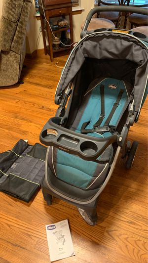 Chico Bravo Stroller and car seat cover for Sale in Oklahoma City, OK