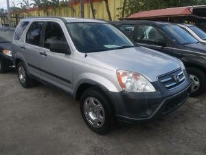 2003 honda crv. Clean title for Sale in Miami, FL