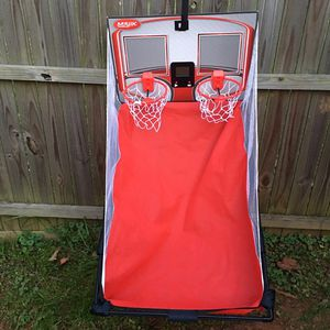 Over The Door Basketball Hoop With One Ball 🏀 for Sale in Burlington, NC