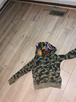 Bape camouflage jacket for Sale in Matteson, IL