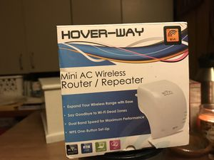 Router repeater for Sale in Rose Hill, IA