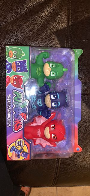 Pjmask squirters for Sale in Pasco, WA