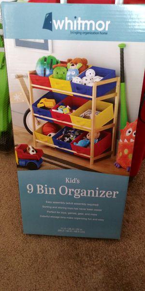 Kids toy organizer $30 for Sale in Goodyear, AZ