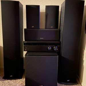 5.1 Surround Sound System for Sale in Spring Valley, CA