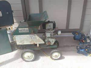 Limb mulcher 5 hp motor made by Tecumseh. for Sale in Salem, OR