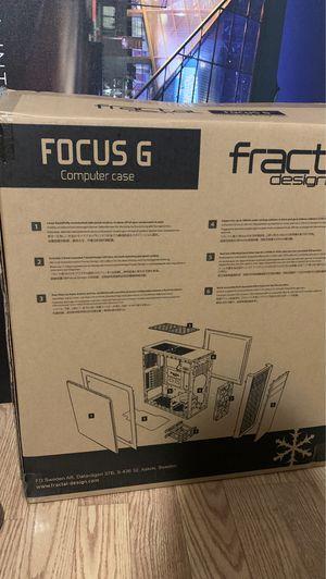 Fractal design - Focus G Computer case for Sale in Carson, CA
