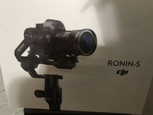 Ronin S Camera Gimbal for Sale in Midland, TX