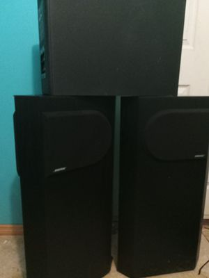 Bose speakers for Sale in Waukegan, IL