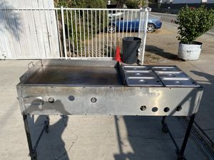 Plancha for Sale in Bloomington, CA