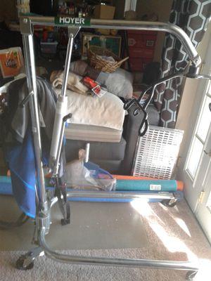 manual Hoyer lift for Sale in Scottsdale, AZ