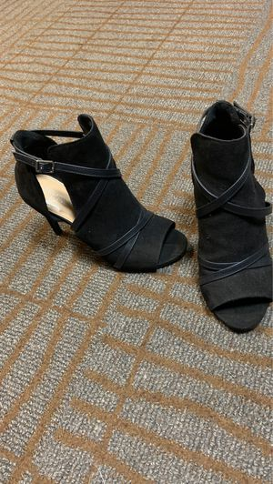 "Christian Siriano Size 9"" Black Heels for Sale in San Diego, CA"