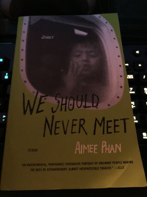 We Should Never Meet by Aimee Phan for Sale in San Jose, CA