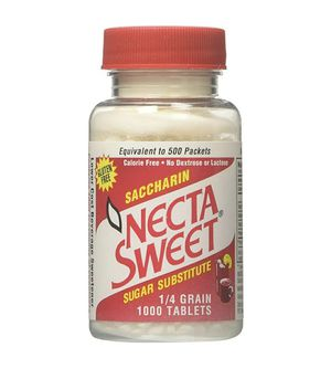 Necta Sweet Saccharin Tablets, 1/4 Grain, 1000 Tablet Bottle (Pack of 4) for Sale in Los Angeles, CA