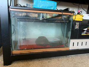 20 gallon tall and 10 gallon fish tank for Sale in Richmond, VA