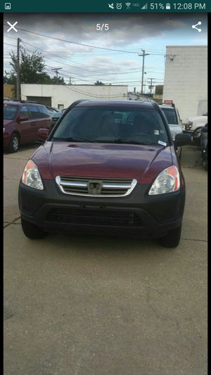 Honda CRV 04 for Sale in Cleveland, OH