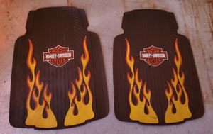 Harley Davidson Rubber Floor Mats for Sale in Independence, OH